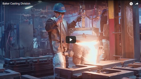 Baker Casting Division Operations Video