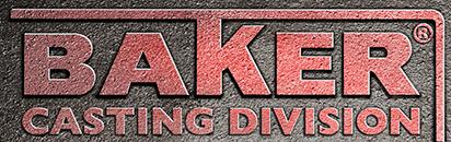 Baker Casting Divison Logo